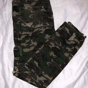 Other - Camouflage Men Jeans